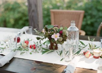 Apples and flowers for fall 2016 Janae Shields Photography