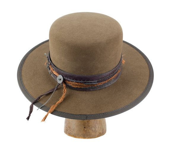 how to fix a warped felt hat