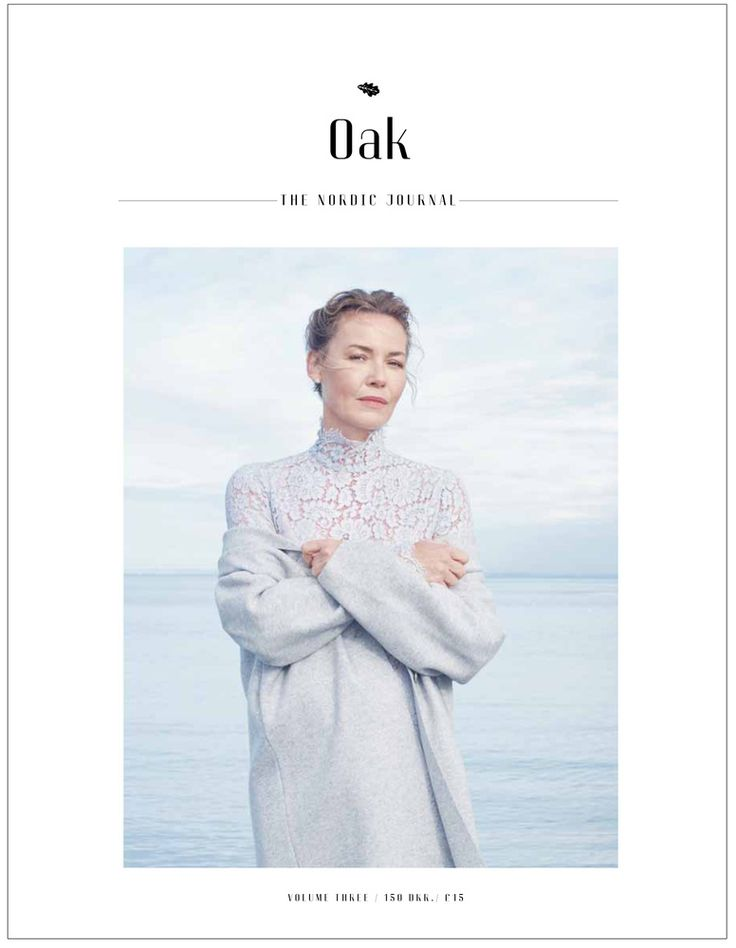 Image of Oak – the Nordic Journal volume Three
