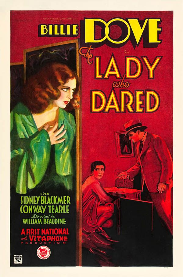 Beautiful Pre-Code Movie Posters Unconvered in a Pennsylvania Attic.