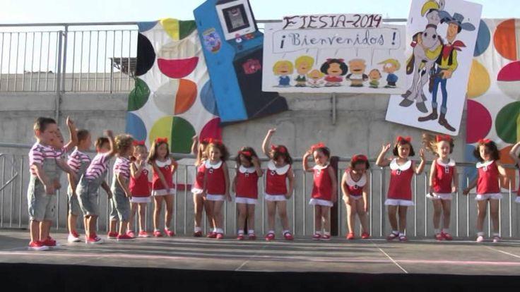 FIESTA FIN DE CURSO 2014 (INFANTIL 3 AÑOS)