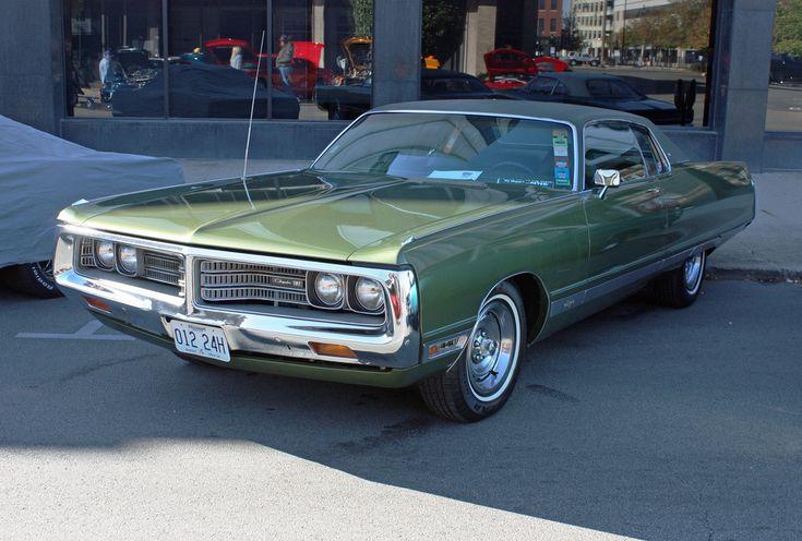 1972 Chrysler New Yorker 2-Door Hardtop