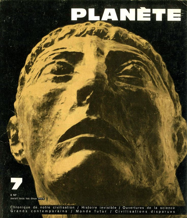 N°7 Novembre/Décembre 1962