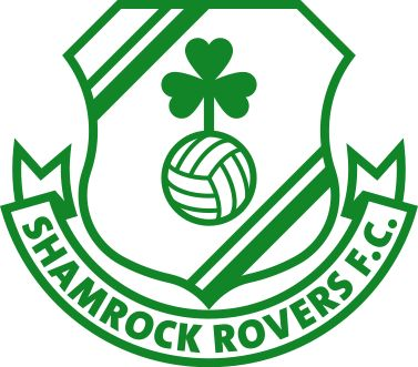 Shamrock Rovers FC logo.svg Shamrock Rovers F.C. Shamrock Rovers FC logo.svg Full name 	Shamrock Rovers Football Club Nickname(s) 	Hoops, Rovers Founded 	1901 Ground 	Tallaght Stadium Capacity 	6,000[1][2] Chairman 	Jonathan Roche Manager 	Pat Fenlon League 	League of Ireland (Premier Division) 2014 	4th Website 	Club home page