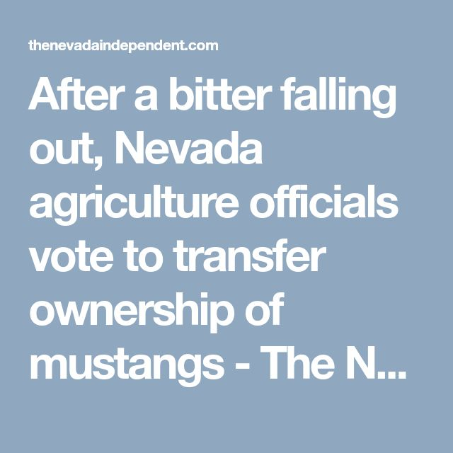 988 best American Wild Horse Preservation images on Pinterest - transfer agreements
