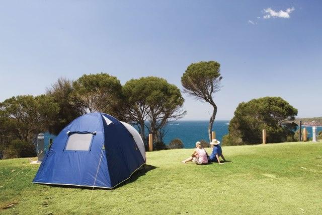 Unpowered Site - NRMA Merimbula Beach Holiday Park