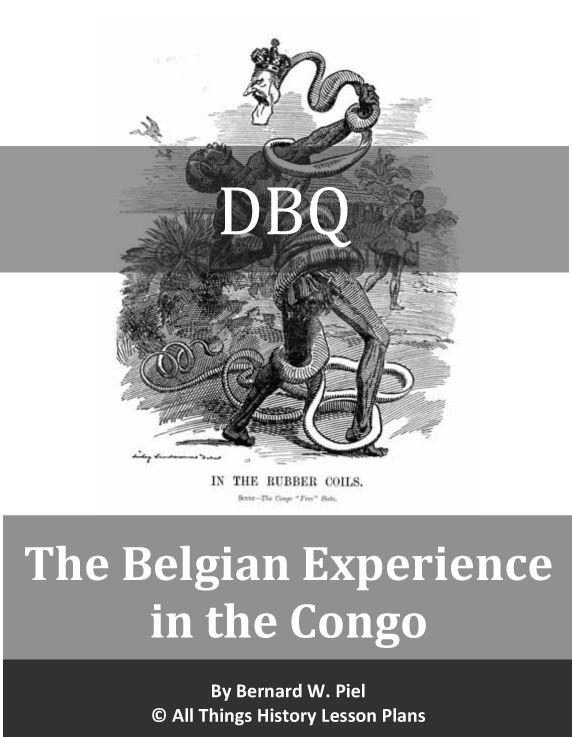 dbq essay on imperialism in africa