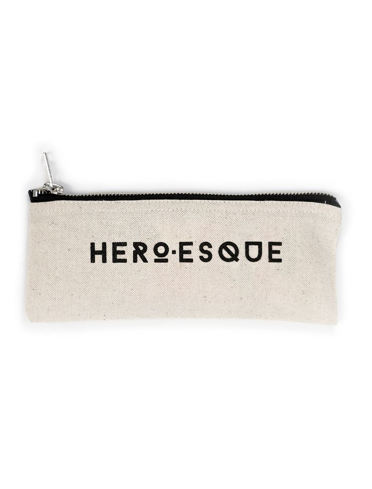 HEROESQUE PENCIL CASE  #pencilcase #pouch #case