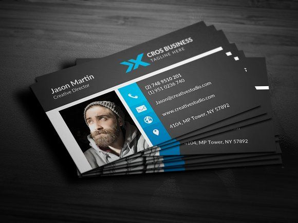 Personal Business Card by Create Art on @creativemarket