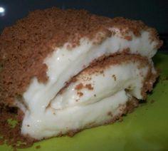 Pratik Yemek Tarifleri Bisküvili Rulo Pasta