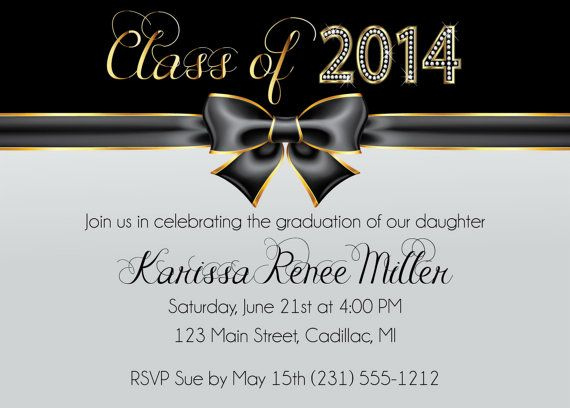 Graduation Invitations Pinterest absolutely amazing ideas for your invitation example
