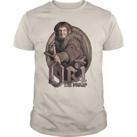 Hobbit - Ori The Dwarf - #birthday gift #husband gift. WANT  => https://www.sunfrog.com/Movies/Hobbit--Ori-The-Dwarf-White-Guys.html?60505