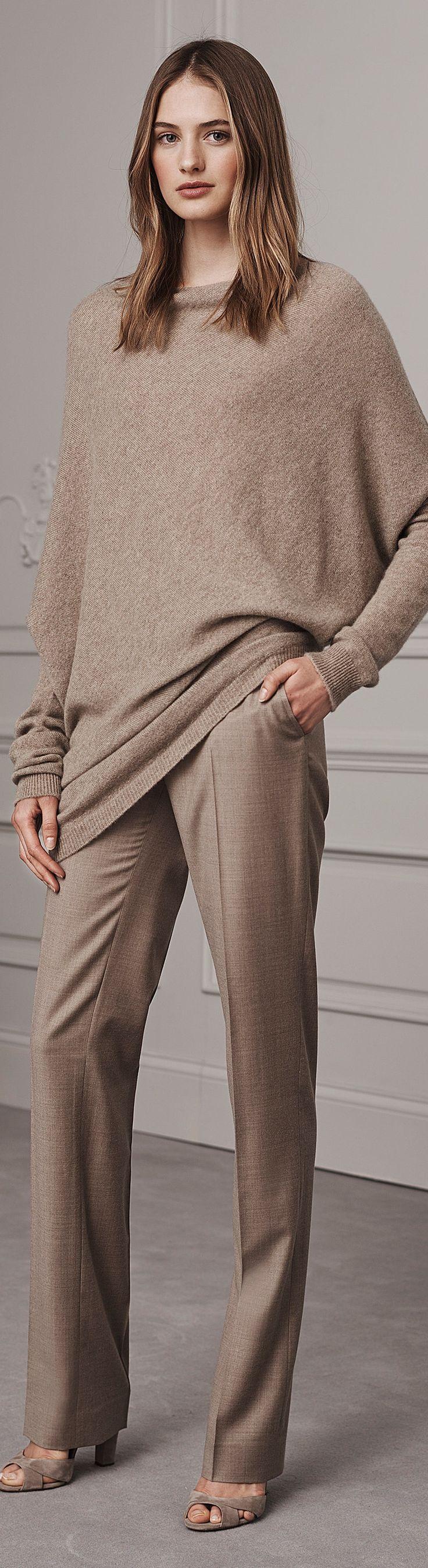 Ralph Lauren Pre Fall 2016 Fashion Show Ralph Lauren Trousers And Women 39 S Fashion