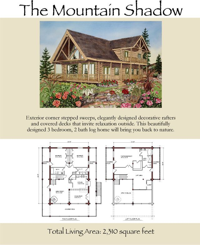 Lodge Log And Timber Floor Plans For Timber Log Homes Lodges And Cabins Bear Lake Log Homes In 2021 Log Home Builders Log Homes Mountain House Plans