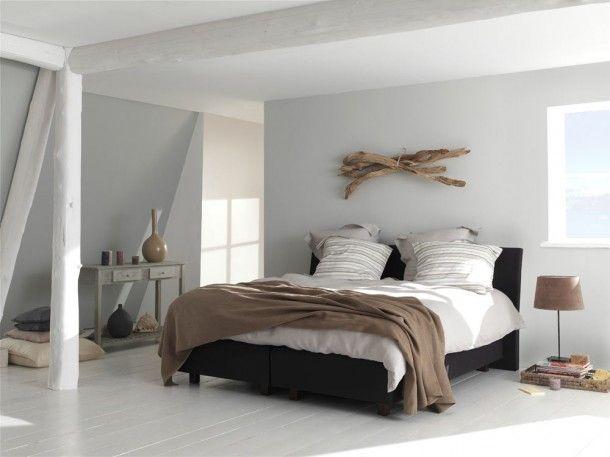 25+ beste ideeën over eenvoudige slaapkamers op pinterest - witte, Deco ideeën