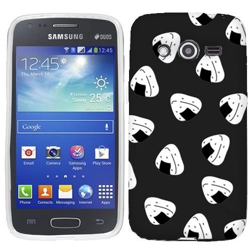 Triangle Sushi Samsung Galaxy Avant Cover Case