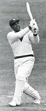 Clyde Walcott (West Indies) ….. Tests span: 1948-1960,  Matches 44,  Highest Score 220,  Runs 3,798,  Average 56.68,  15 Hundreds,  14 Fifties; ….. First-class span: 1941-1964,  Matches 146,  Highest Score 314*,  Runs 11,820,  Average 56.55,  40 Hundreds,  54 Fifties.