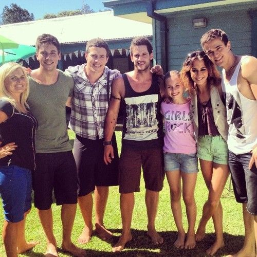 Home and away - Heath's Last Scene