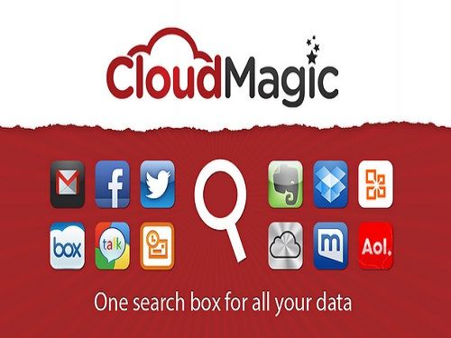 Install Cloud magic app as it is highly recommended and a ...