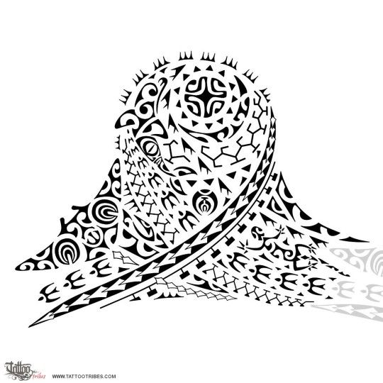 Maori Tattoo Meanings And Symbols: Maori Tattoo Meanings And Symbols #1004
