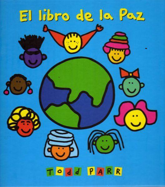 """""""EL LIBRO DE LA PAZ"""": Abre este libro y leerás muchas cosas sobre la paz. Cuando somos pequeños pensar en positivo y que todo es verdadero y puro puede ser la mejor forma de conocer un mundo mejor. Un libro para reflexionar desde mui pequeño y saber que Paz es aprender a ser tú mismo/a."""
