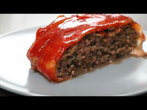 Mama's Bacon Meatloaf