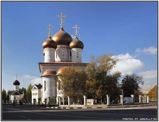 Храм Преподобного Сергия Радонежского (Москва)