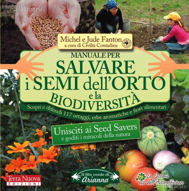 Dedicato ai coltivatori appassionati, un opera che insegna a ritornare alla pura e semplice capacità, oggi ormai perduta, di raccogliere i semi dalle stesse piante che seminiamo nell'orto o nel giardino.   http://www.macrolibrarsi.it/libri/__manuale-per-salvare-i-semi-dell-orto-e-la-biodiversita-libro.php?pn=3148