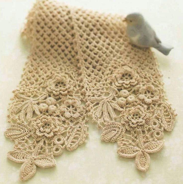 accesorios en crochet - Buscar con Google
