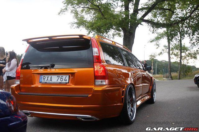 Garaget   Volvo V70 2001 2.4 T (2001)