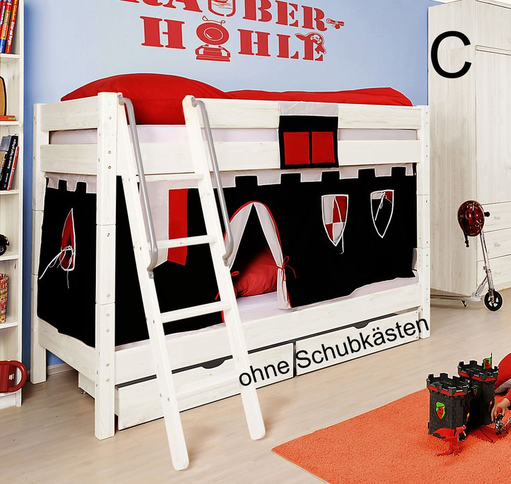 17 best images about betten f r die kleinen on pinterest girls and oder. Black Bedroom Furniture Sets. Home Design Ideas