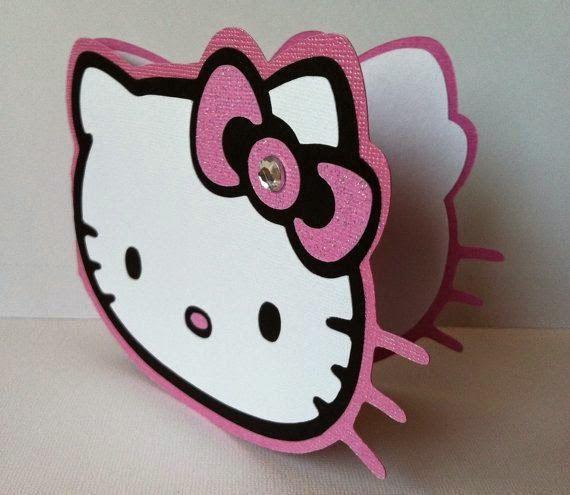 Invitacion Hello Kitty
