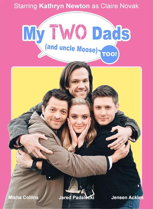 """@mishacollins: """"The spinoff has been announced... on tumblr (where i gather all my breaking news updates)."""""""