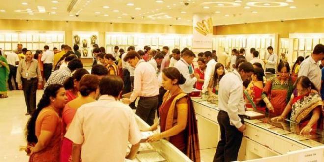 #AkshayaTritiya Fervor Takes Over! Crowds throng jewellers on Akshaya Tritiya Complete details at - http://u4uvoice.com/?p=260489