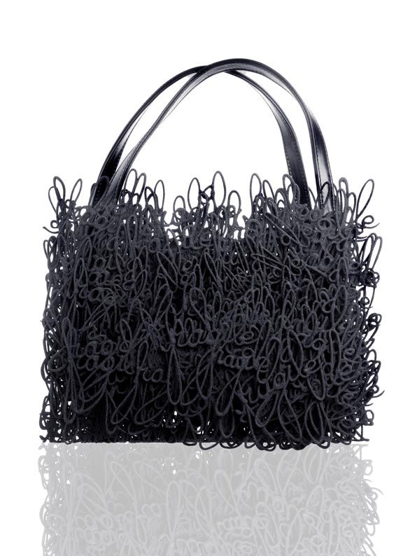 3D-printed purse 'Fragile' by Awardt #3dtisk