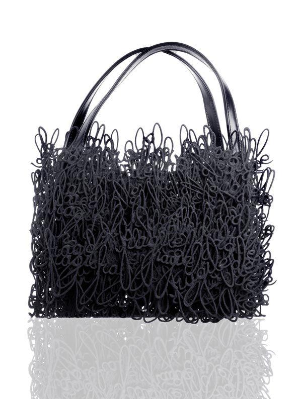 'Fragile' purse