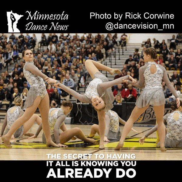 "98 Likes, 3 Comments - Minnesota Dance News (@mndancenews) on Instagram: ""@flakedanceteam performs at the @burnsville_blazettes Invitational. Photos coming later today, here…"""