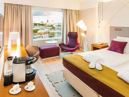 Radisson Blu Hotel, Tallinn / Our Client: markus-diedenhofen.de Innenarchitektur / via radissonblu.de