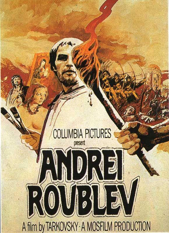 Andrei Rublev (Andrei Tarkovsky, 1966)