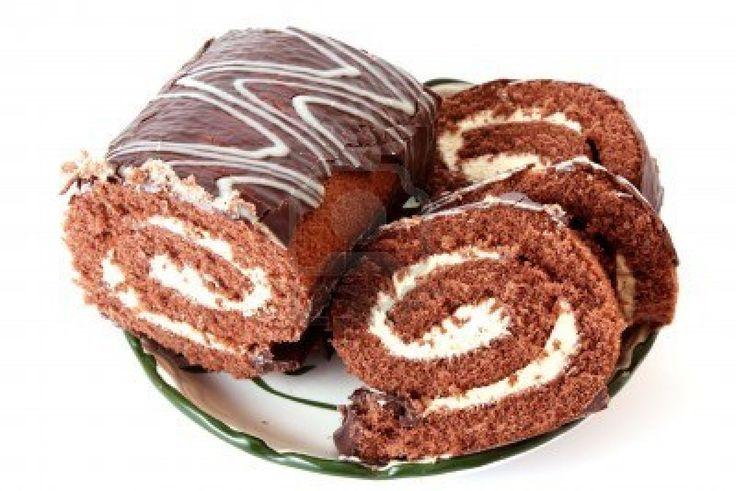 ... Chocolate Swiss Roll | Cakes | Pinterest | Chocolate Swiss Roll, Swiss