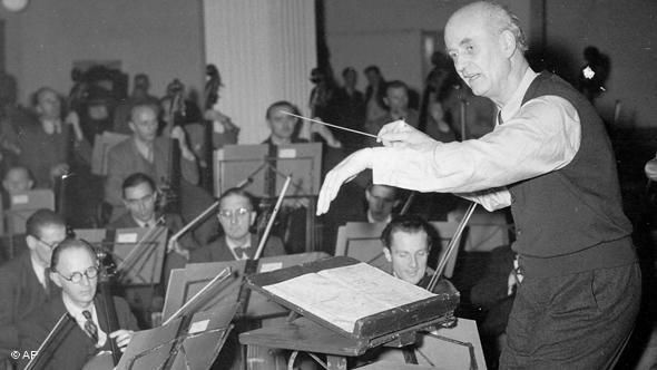 Wilhelm Furtwängler (1886-1954) was a German conductor and composer. He is widely considered to have been one of the greatest symphonic and operatic conductors of the 20th century. During the 1920s and 1930s, Furtwängler became one of the leading conductors in Europe, as principal conductor of the Berlin Philharmonic from 1922, as principal conductor of the Gewandhaus Orchestra from 1922–26, and as a major guest conductor of other leading orchestras such as the Vienna Philharmonic.