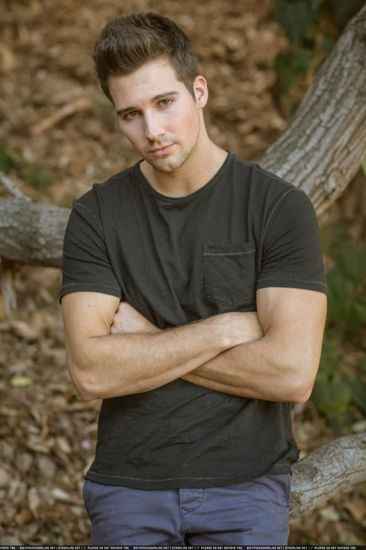 James Maslow I could enjoy him killin walkers on walking dead. I love him and me some walkin' dead!!!