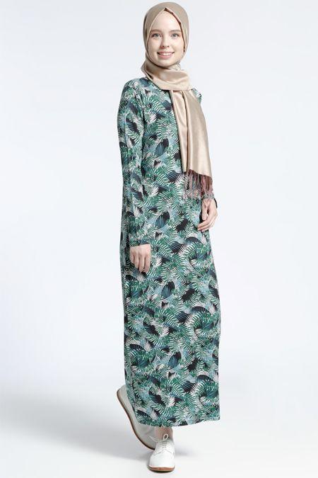 Benin Yeşil Desenli Elbise 59.90 TL  http://alisveris.yesiltopuklar.com/benin-yesil-desenli-elbise-2.html