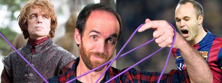 """""""Hace falta que las matemáticas se enseñen de otra forma"""", dice el investigador de la Universidad de La Rioja y divulgador Eduardo Sáenz de Cabezón."""