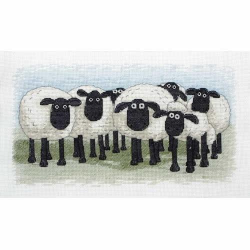 Anchor Shaun The Sheep The Flock