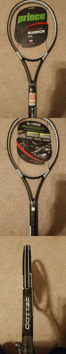 Racquets 20871: Prince Textreme Warrior 100L 4 3/8 -> BUY IT NOW ONLY: $79 on eBay!