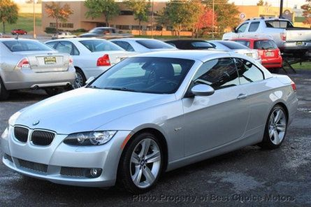 2007 BMW 3 Series 335i Convertible - $19,995