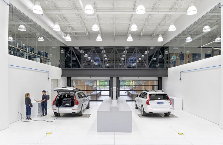 Uber Advanced Technologies Group Center / Assembly Design Studio