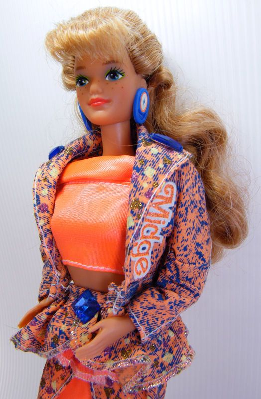 Vintage Barbie and the Beat MIDGE Doll Displayed Only ...