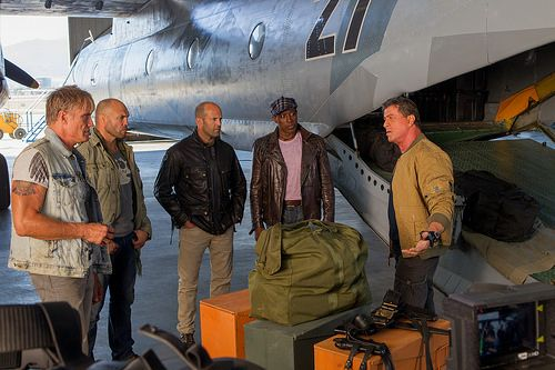 BRAY_20130904_EXP3_8122.dng   Barney, Christmas, and the rest of the team come face-to-face with Conrad Stonebanks, whose mission is to end The Expendables.  - http://theexpendables3film.com/